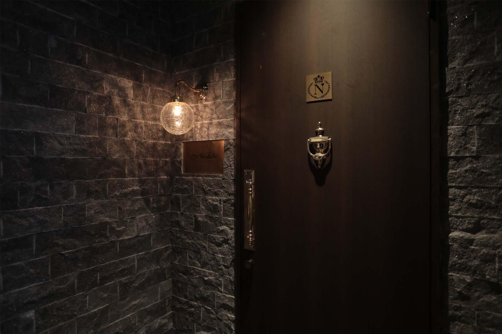 Bar Noble YOKOHAMA エントランス
