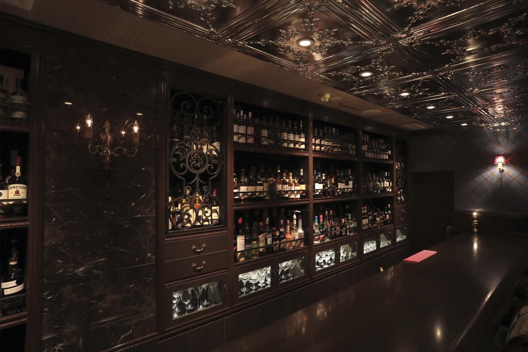 Bar Noble YOKOHAMA バーカウンター