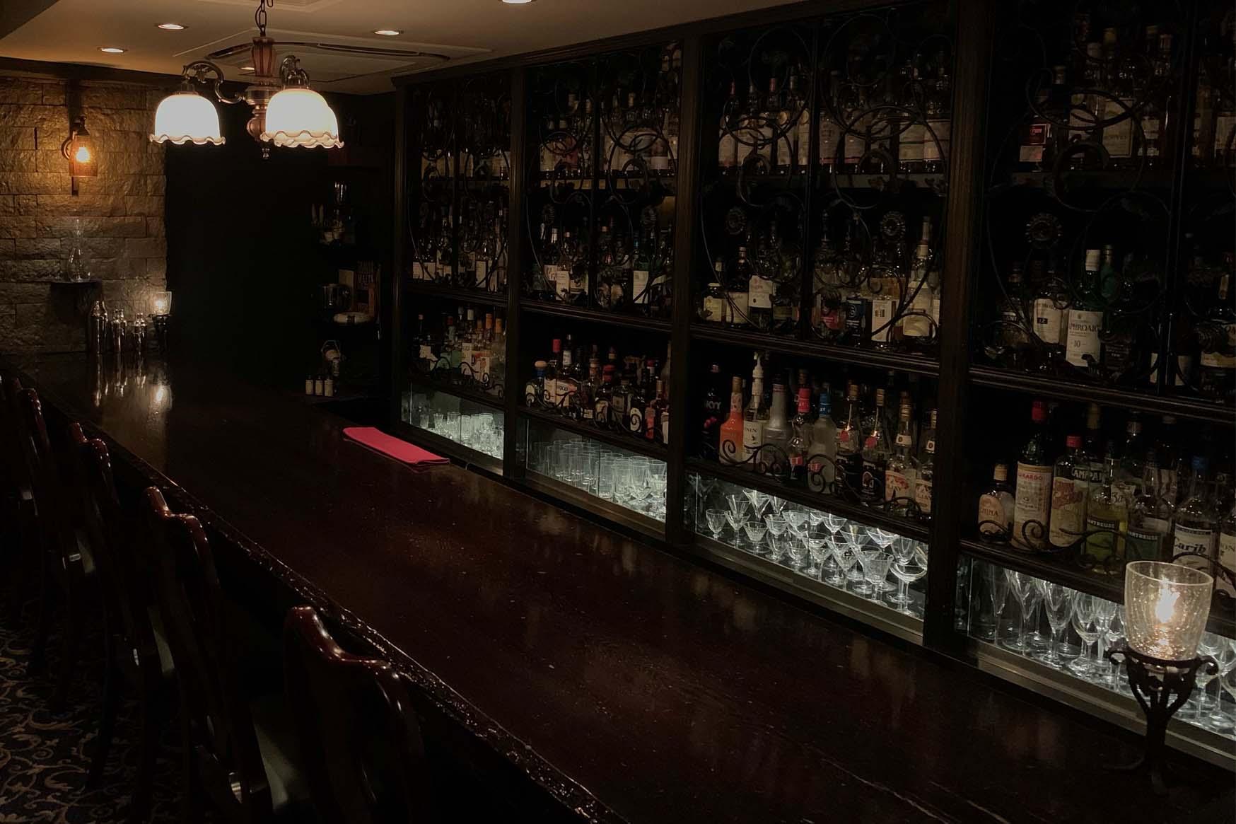 Bar Noble バーカウンター